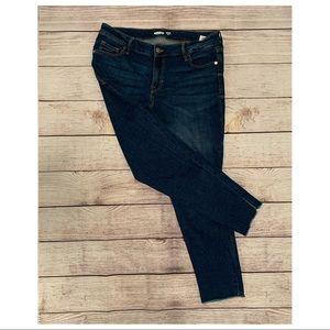 Old Navy Super Skinny Ankle Jeans - SIZE 12